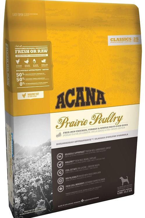 ACANA - Classics Prairie Poultry 37.5lbs