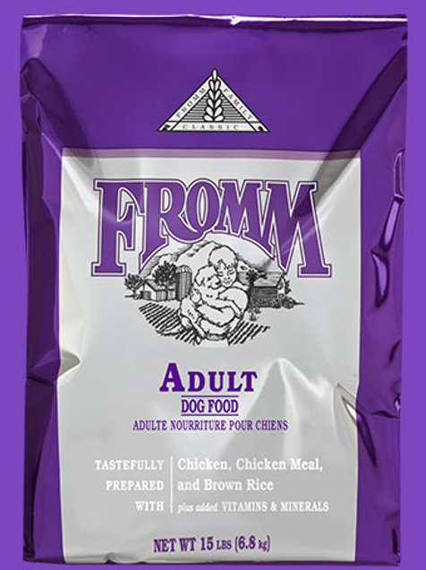 FROMM - Classic Adulte 33lbs