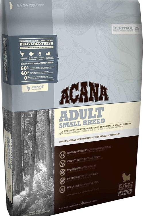 ACANA - Heritage Sans Grains Small Breed 13.2lbs