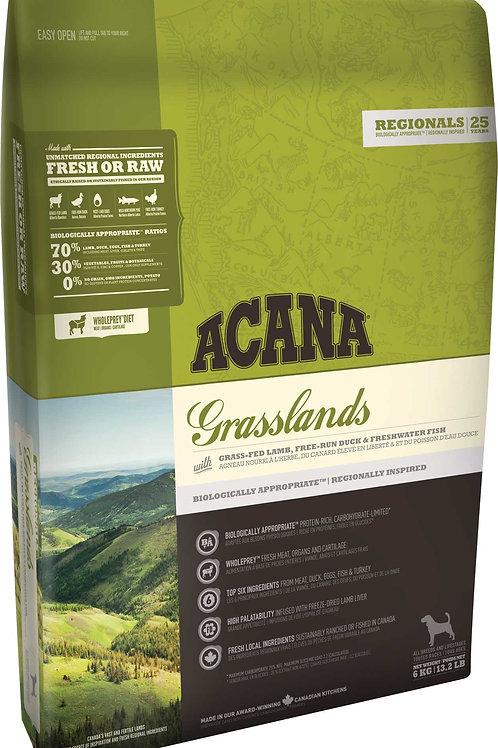 ACANA - Regionals Sans Grains Grassland 4.4lbs