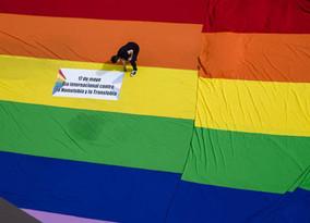 Los derechos de la comunidad LGTB y las leyes contra la homofobia en España