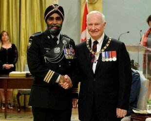 Harjit Singh Sajjan (Minister of National Deffence of Canada)
