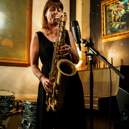 Jazz Workshop with Rachel Musson