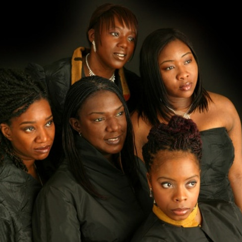 Black Voices in Concert