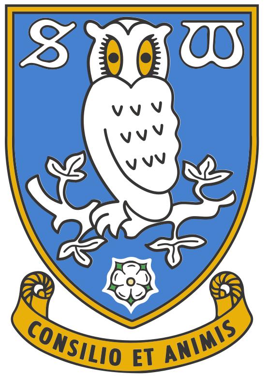 Sheffield Wednesday's badge