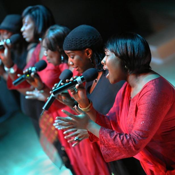 Black Voices Singing Workshop
