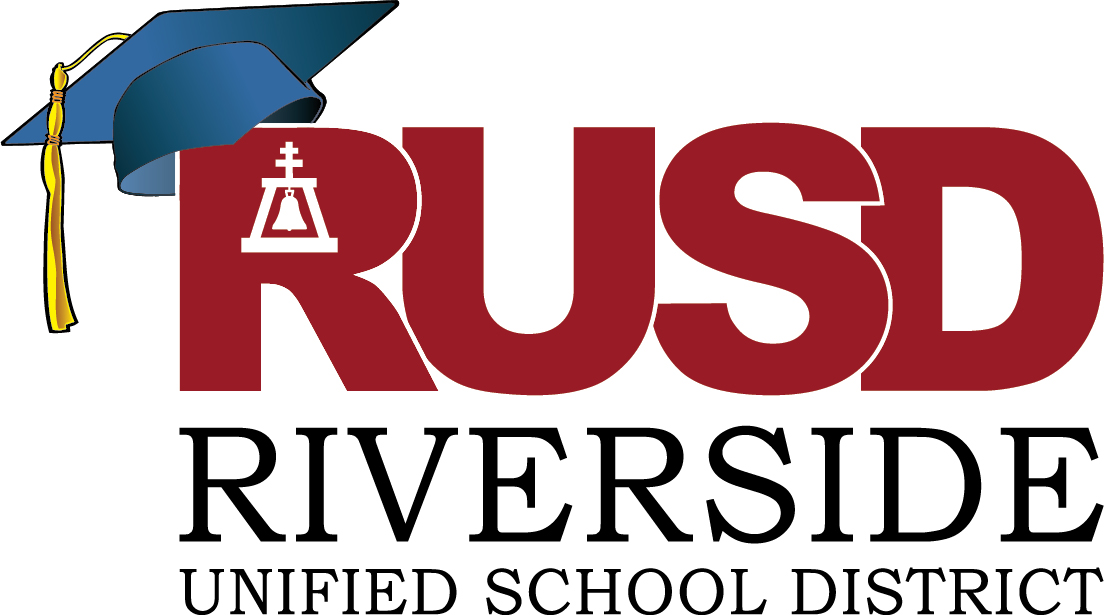 RUSD Stacked Logo