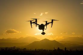 One of MANY! ways Drones are Used