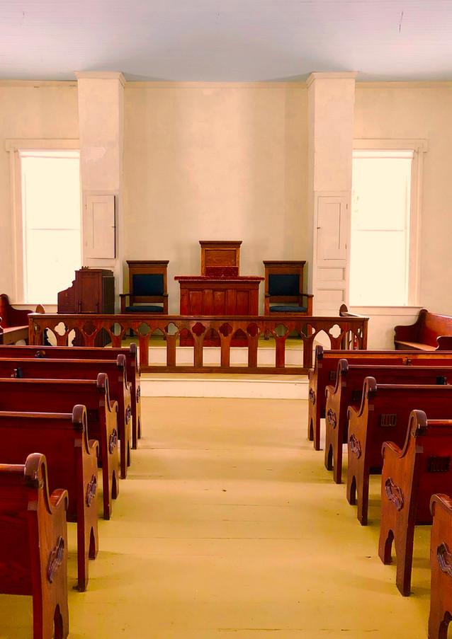 Fairfield Church State Historic Site, Fairfield, VT