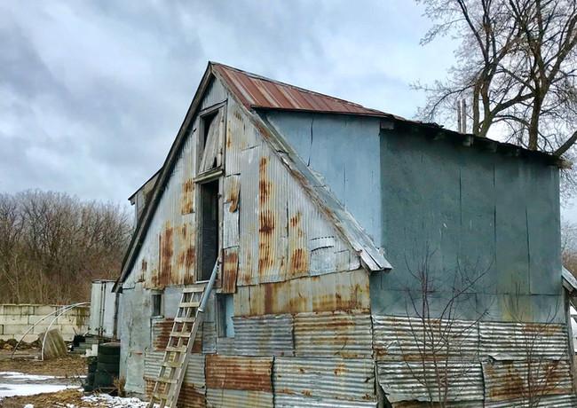 Outbuilding, Intervale, Burlington, VT