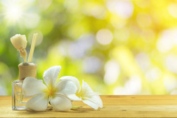 A natural fragrance, what does it change_
