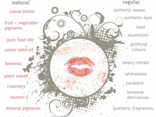 What's in your lipstick? Here is what to avoid and what to love in your lip products.