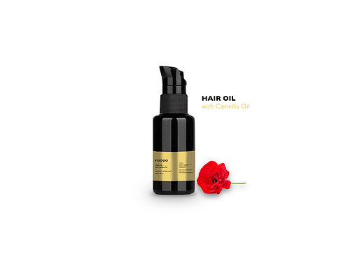Hair Oil with Camellia Oil - Mini