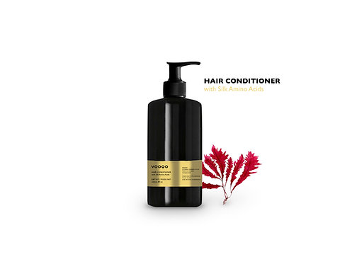 Hair Conditioner with Silk Amino Acids