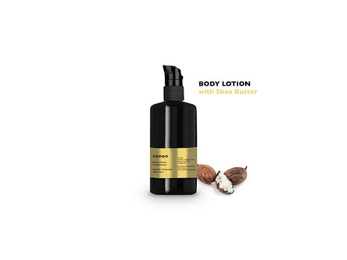 Body Lotion with Shea Butter