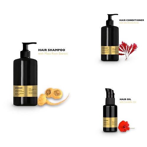 Hair Care Routine - Mini