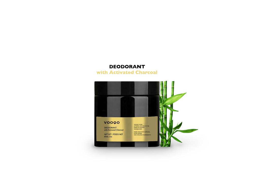 Vooqo Deodorant