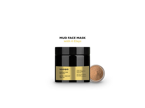 Mud Face Mask