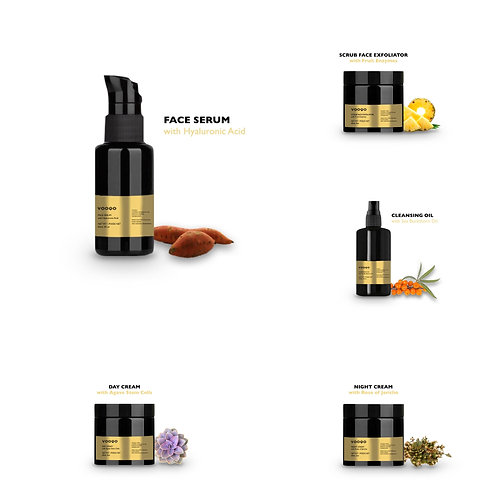 Anti-Aging Skincare Routine PLUS - Mini