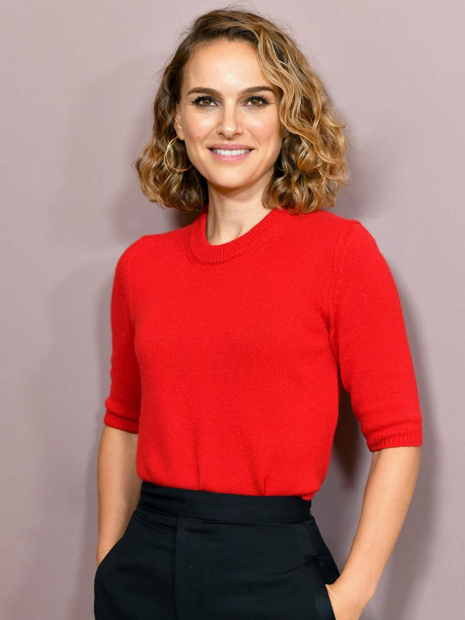 Natalie Portman is another prominent exponent of a vegan diet