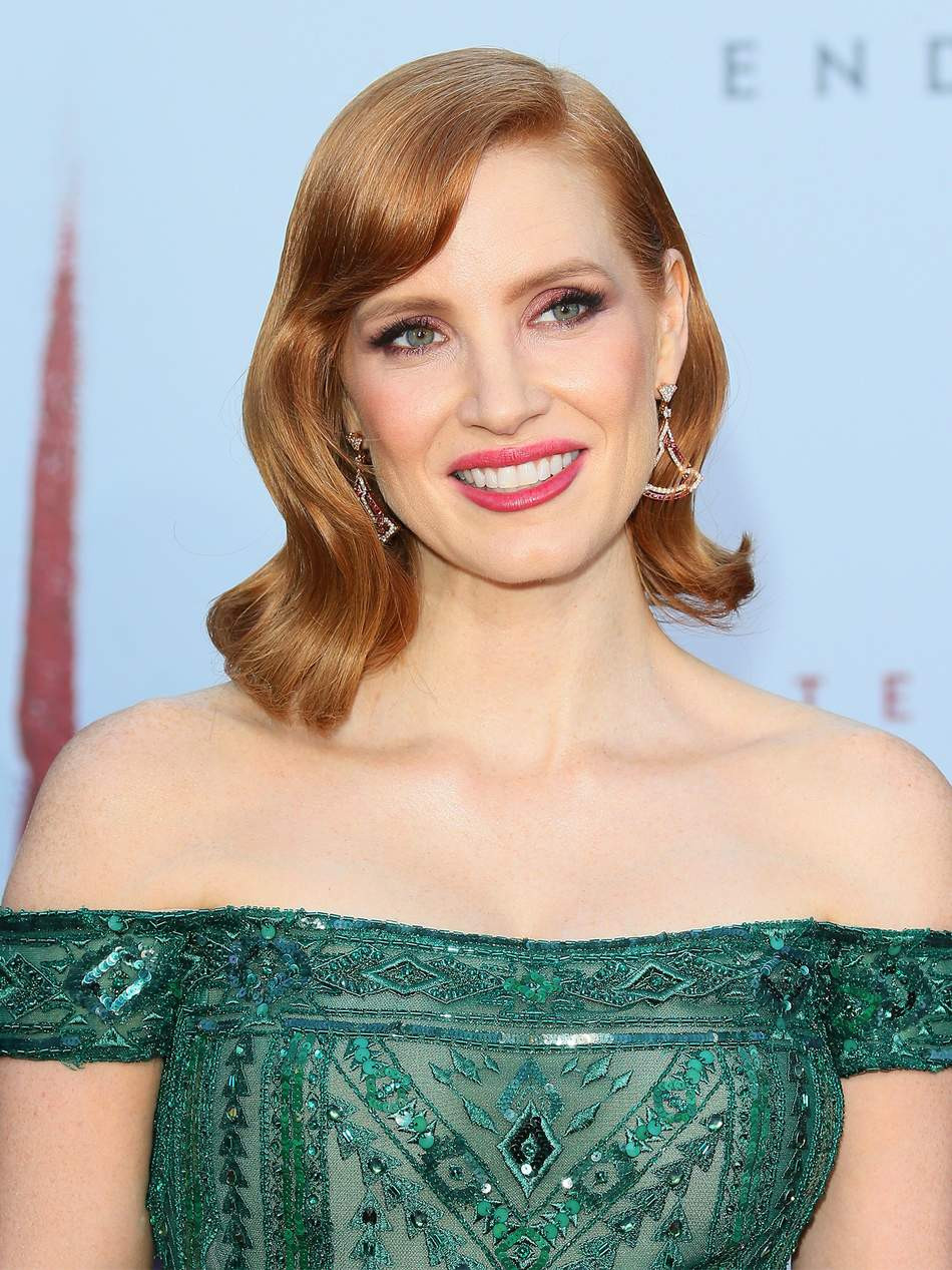 Jessica Chastain is one of a growing number of Hollywood stars who say that eschewing animal products has boosted their overall wellbeing
