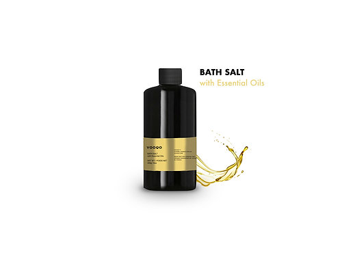 Bath Salt with Essential Oils