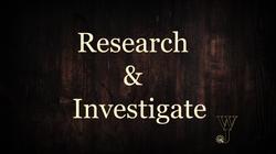 WJ Research and Investigate