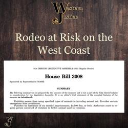 WJ Rodeo House Bill