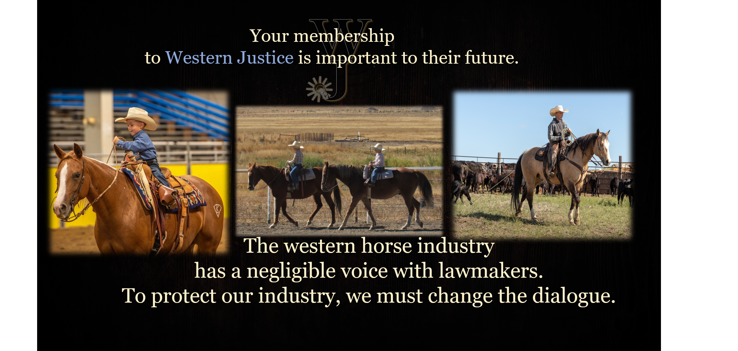 Western Justice Is Dedicated To Protecting and Supporting Youth Programs.