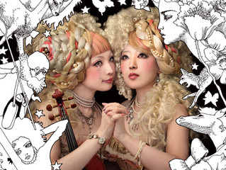 "Kokusyoku Sumire's new album ""Cosmopolitan"""