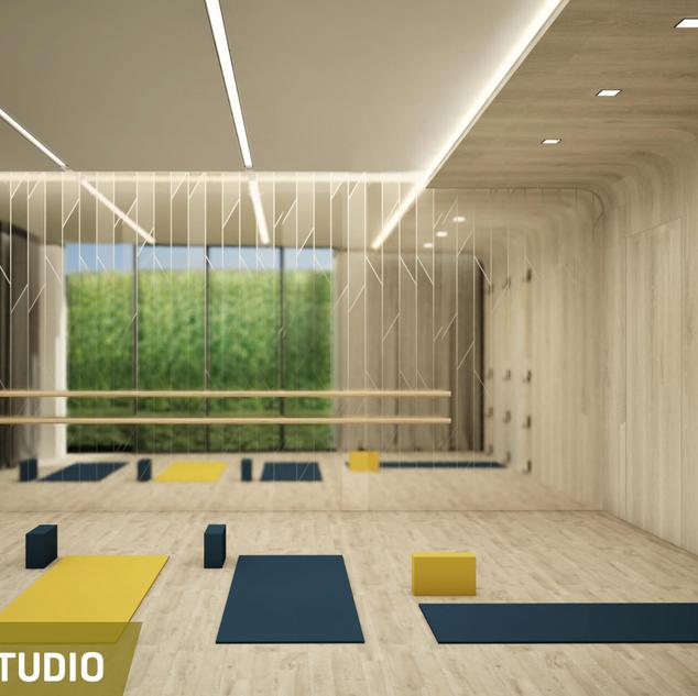 Move up studio
