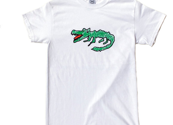 Tee shirt Crocodile Dandy