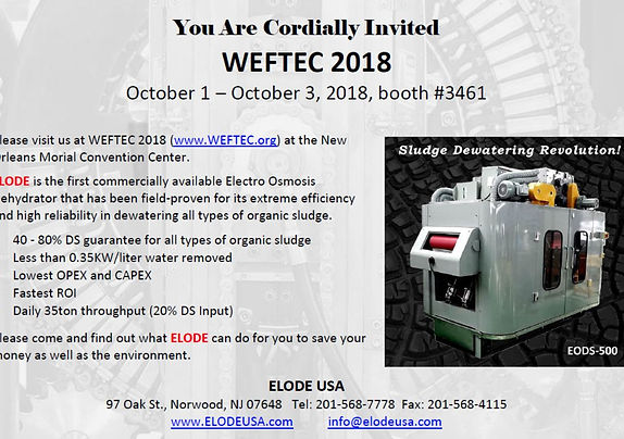 Invitation to WEFTEC by Elode.JPG