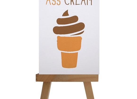 Ass Cream