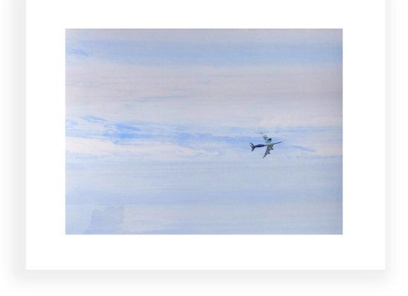 ciel, avion 3