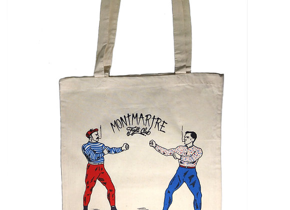 Sac Montmartre fight club