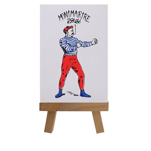Montmartre Fight Club 1