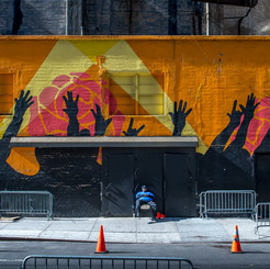 ROSELAND NYC  Format  86cm x 56cm  Edition 3 exemplaires Papier d'art Moab Somerset Rag Museum  300g - 100% coton Signée et numérotée Tarif 640,00 € (+ Frais d'expédition)