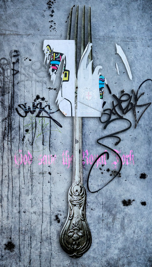 God save the royal fork