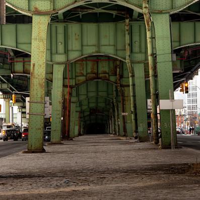 GREEN IRON BRIDGE New York Intimate Limited Edition Photography