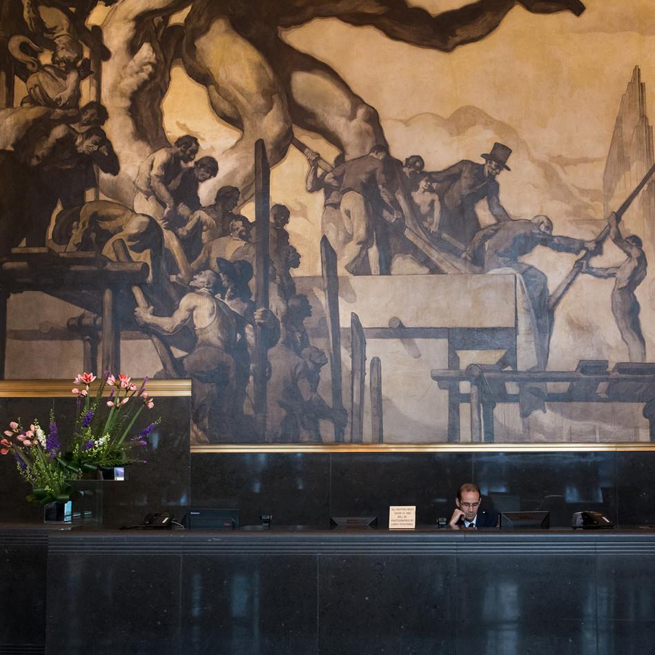 Rockefeller Lobby