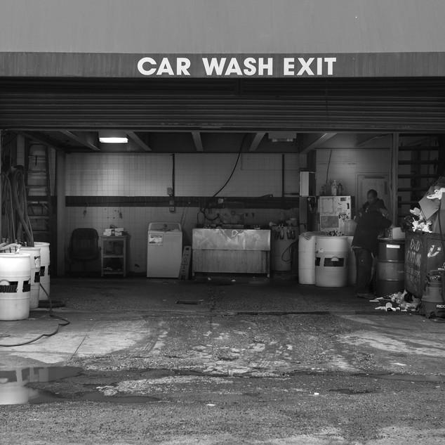 CAR WASH MEATPACKING  Format 86x56 Edition 3 exemplaires Papier d'art Moab Somerset Rag Museum  300g - 100% coton Signée et numérotée Tarif 720,00 € (+ Frais d'expédition)