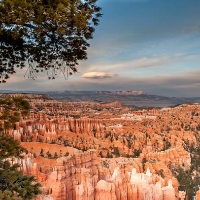 Sunset Point Brice Canyon NP Utah