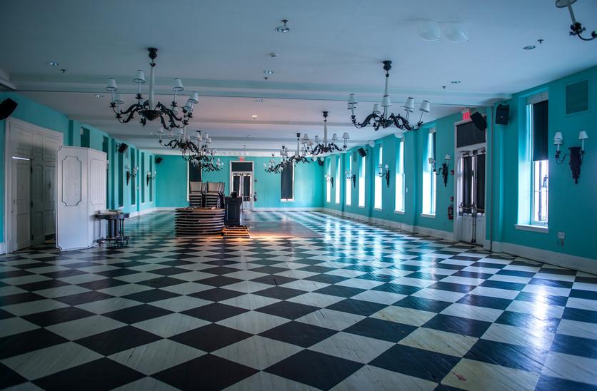 Ballroom in Cape May