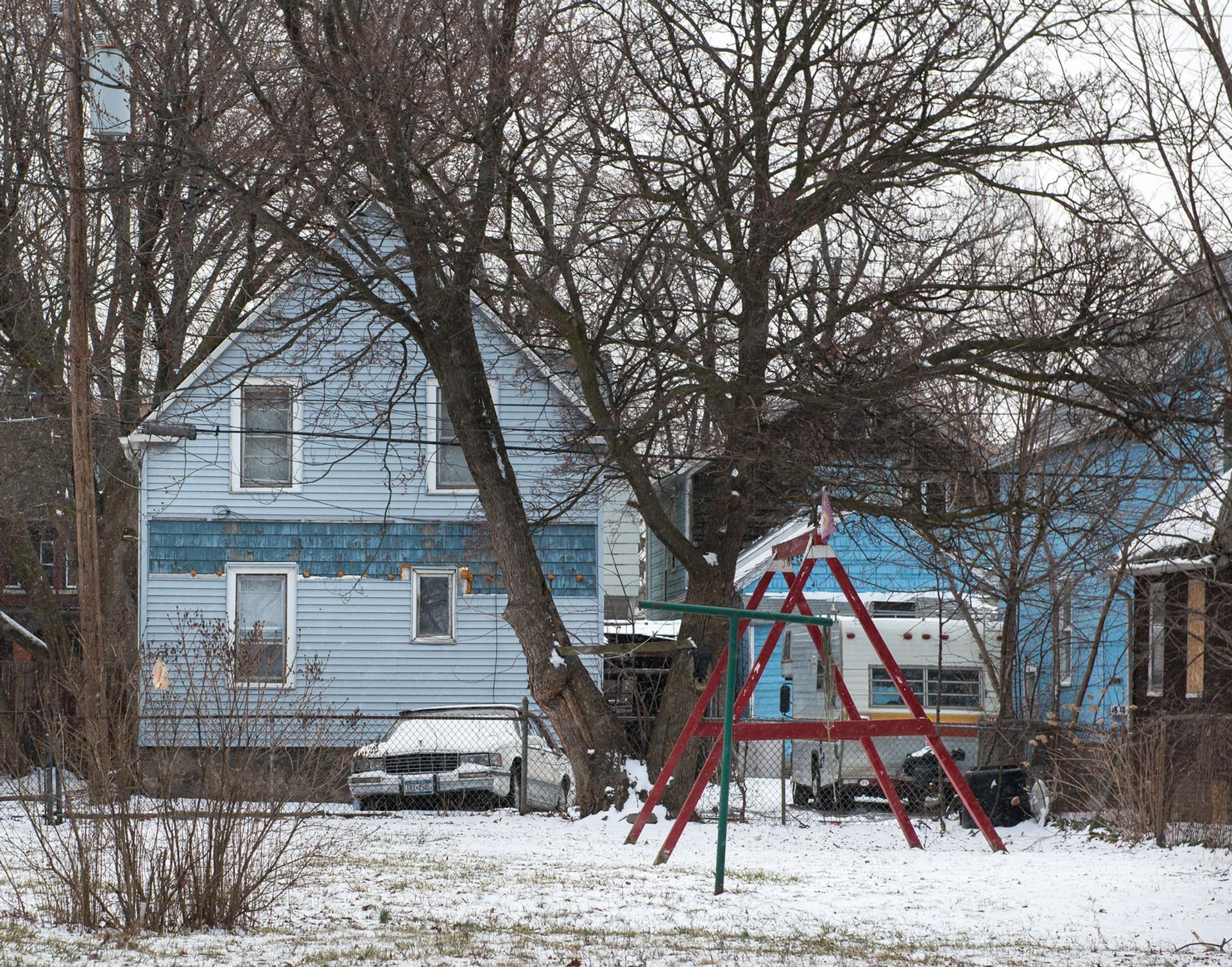 Cadillac Backyard Niagara City