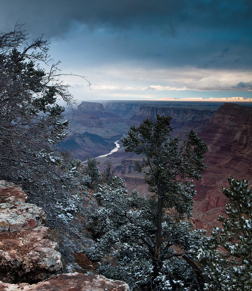 Grand Canyon Arizona South rime