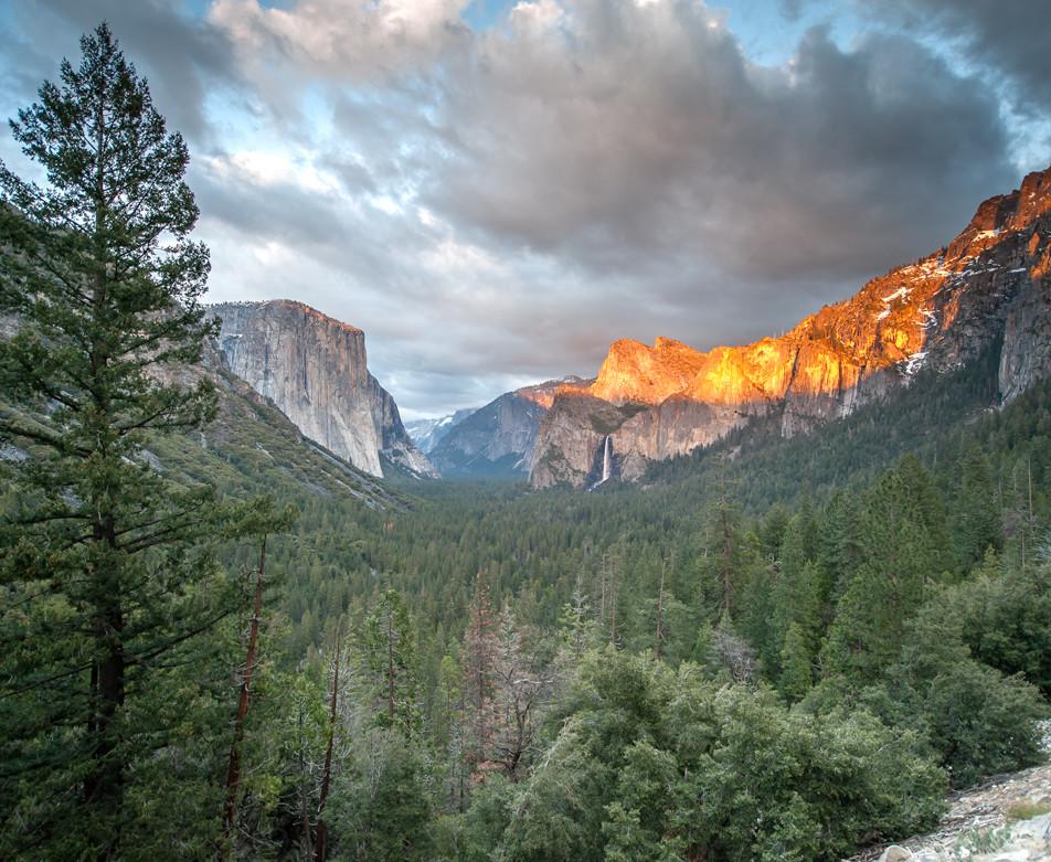 California Yosemete Park