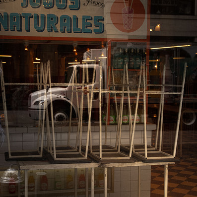JUGOS NATURALES New York Intimate Limited Edition Photography