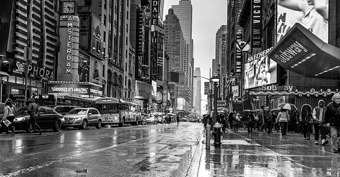new york photos noir et blanc, philippe beasse photographies