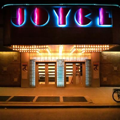 Joyce Theater NYC